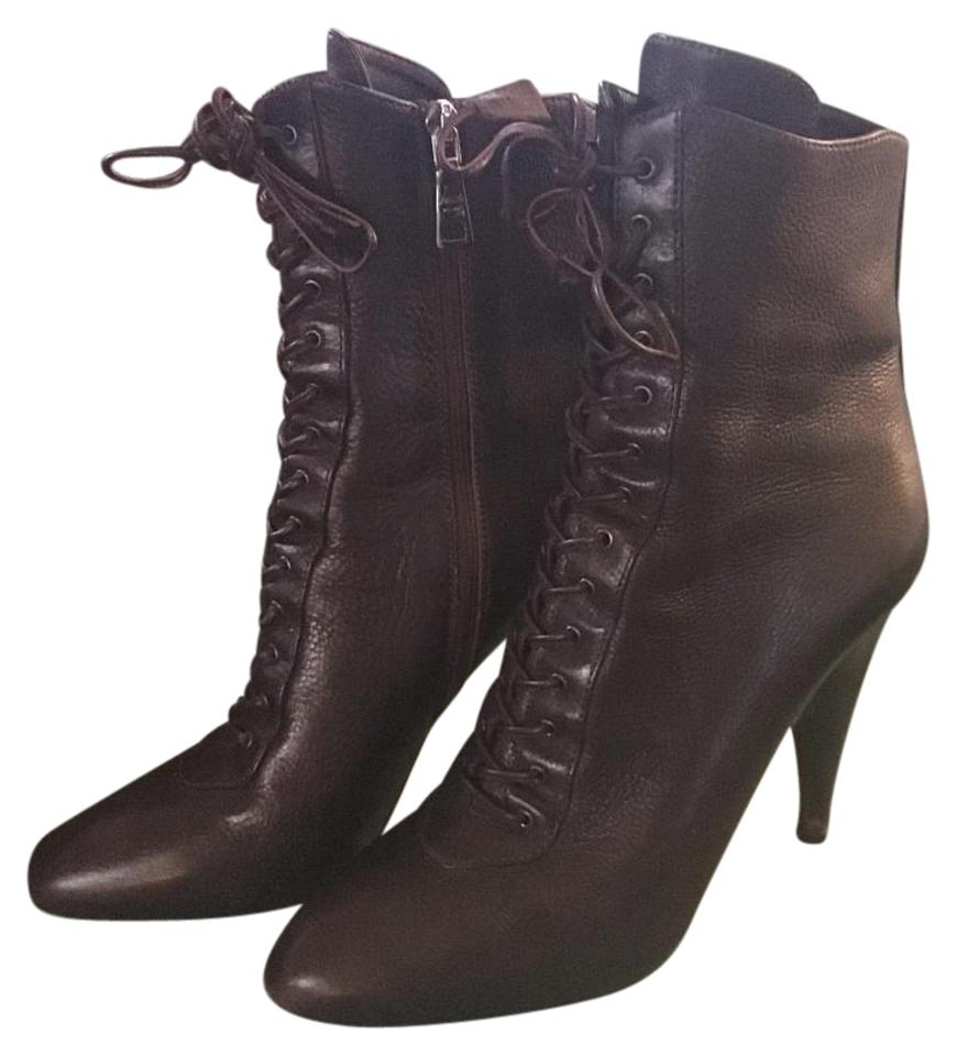 Boots Booties Prada Boots Booties Prada Brown Brown Prada Booties Brown Prada Boots Brown Boots aWCqU
