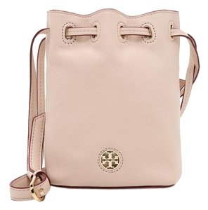 Tory Burch Bucket Robinson Marion Gemini Cross Body Bag