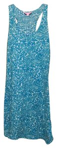 Lilly Pulitzer short dress Blue print on Tradesy