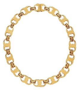 Tory Burch NEW Tory Burch Gemini Link Necklace - 16k Gold