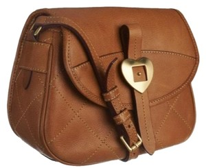 Dooney & Bourke Flap Closure Shoulder Bag