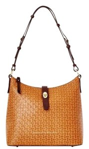 Dooney & Bourke Topzip Closure Shoulder Bag