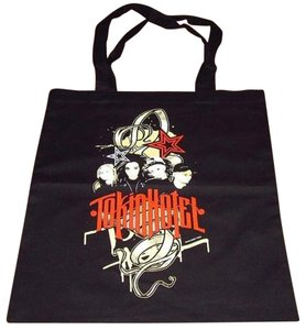 Tokio Hotel Tote in Black