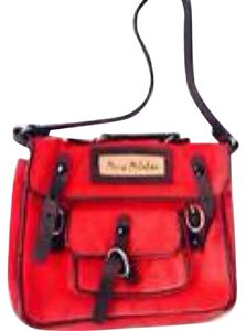 American Girl Red Messenger Bag