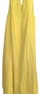 Splendid short dress Yellow on Tradesy