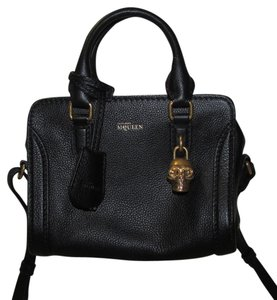 Alexander McQueen Satchel in Black