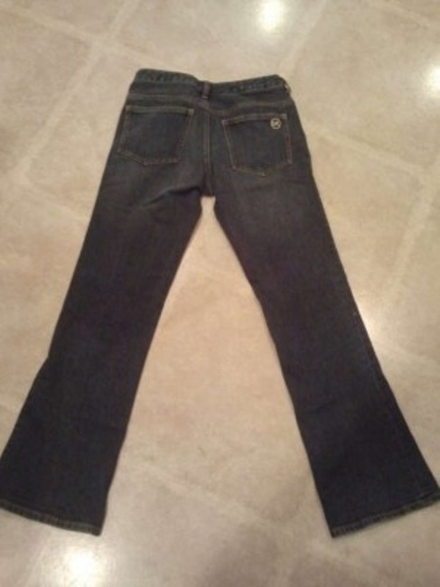Michael Kors Flare Leg Jeans-Medium Wash