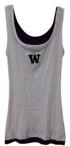 Concepts Sport Top White and Purple