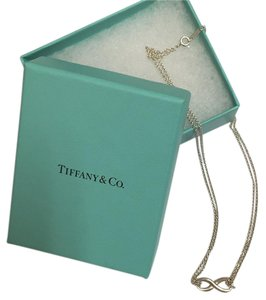 Tiffany & Co. Tiffany Infinity pendant in sterling silver