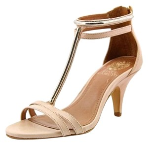 Vince Camuto Nude/Tan Formal
