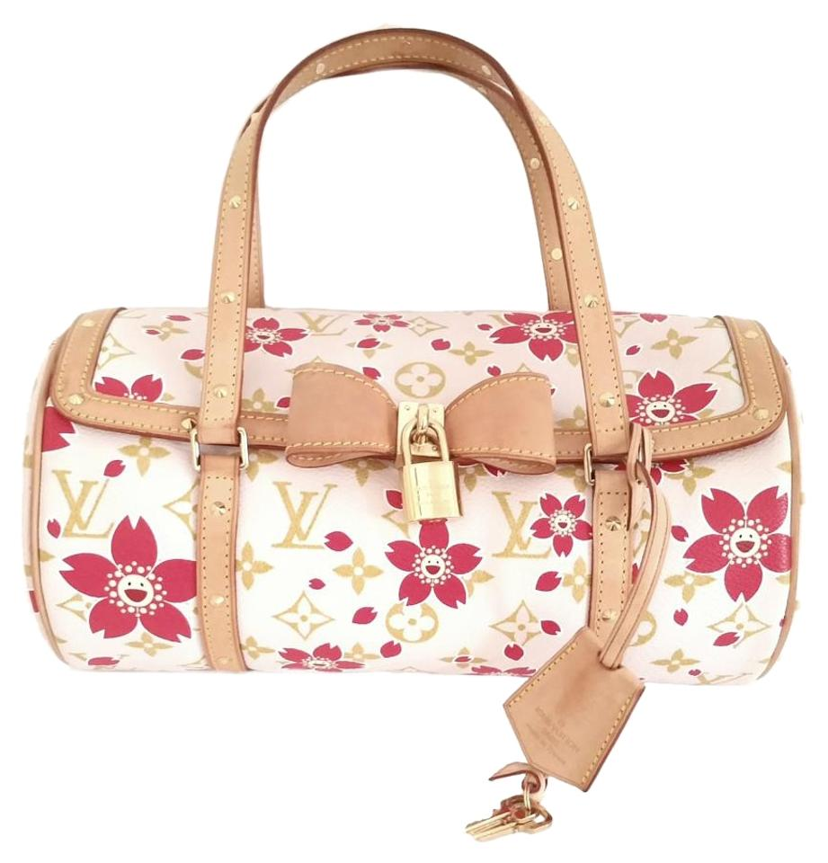 2d078f6c8132 Louis Vuitton Cherry Blossom Papillon Handbags Limited Edition Shoulder Bag  Image 0 ...