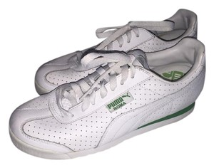 Puma Roma Flats White Athletic
