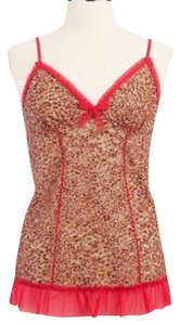 DKNY DKNY Leopard Lace Chemise Lingerie