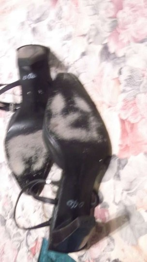 Calvin Klein Heels Size7.5 Black Formal
