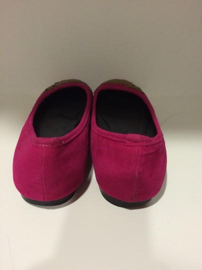 Other Hot Pink Flats