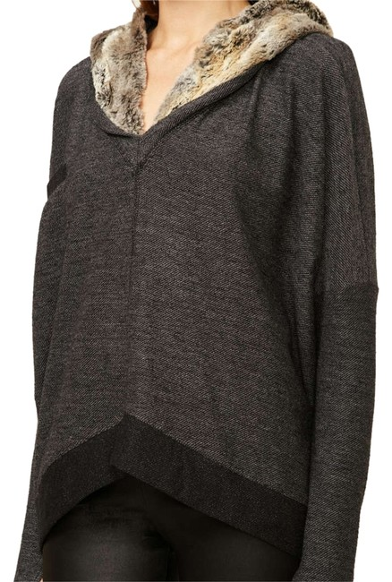 Preload https://item5.tradesy.com/images/dolan-gray-pullover-full-poncho-sweatshirthoodie-size-4-s-1707074-0-0.jpg?width=400&height=650