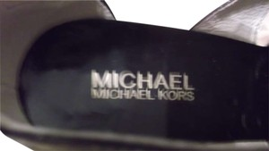 Michael Kors Heels Size 8.5 High Heels Like New Black Platforms