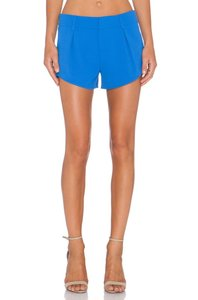 Alice + Olivia Shorts Umbrella Blue