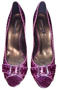 Claudia Ciuti Pink Pumps