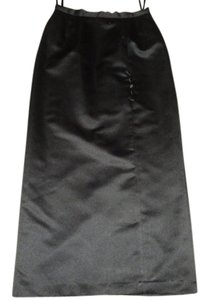 Vintage Clothing Clothing Sale Clearance Sale Clearance Size 14 Petite Maxi Skirt black