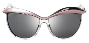 BVLGARI DIOR Brand New Christian Demoiselle 2 Sunglasses EXKY1 ( Black/Rose/Crystal )
