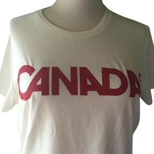 Hudson's Bay T Shirt White
