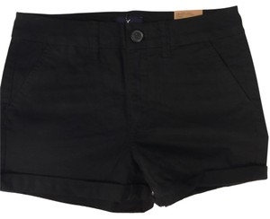 American Eagle Outfitters Cargo Shorts Black