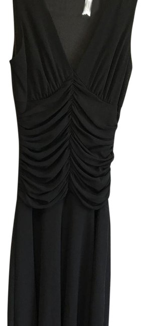 Preload https://item2.tradesy.com/images/sweet-pea-by-stacy-frati-black-mid-length-cocktail-dress-size-4-s-170736-0-2.jpg?width=400&height=650