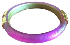 Alexis Bittar Alexis Bittar Pink Lucite Bangle