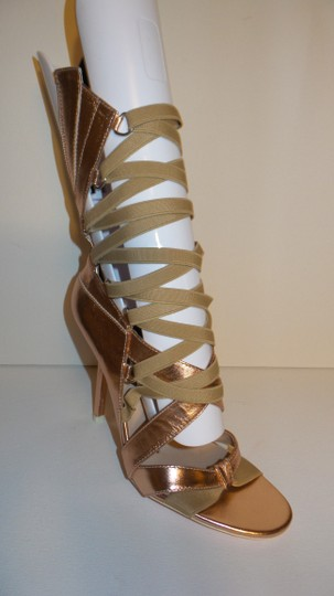 Jean-Paul Gaultier Bronze Pumps