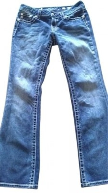Preload https://img-static.tradesy.com/item/170746/miss-me-blue-denim-medium-wash-embroidred-pocket-boot-cut-jeans-size-29-6-m-0-0-650-650.jpg