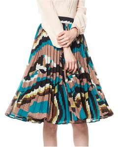 Gracia Skirt Blue