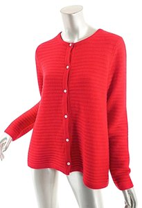 Lisa Perry 100% Cashmere Cardigan