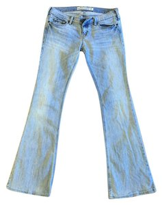 Hollister Stretch 1 Short Flare Leg Jeans