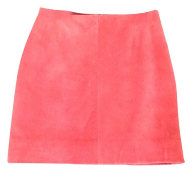 Preload https://item3.tradesy.com/images/pink-rose-suede-mini-miniskirt-size-6-s-28-1707662-0-0.jpg?width=400&height=650