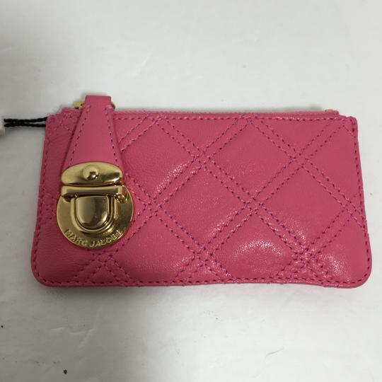 Marc Jacobs MARC JACOBS QUILTED KEY POUCH