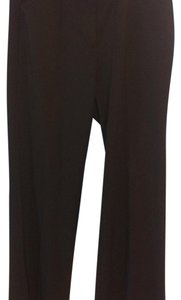 New York & Company Wide Leg Pants Black