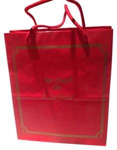 Le must de Cartier Tote in Red