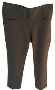 The Limited Dress Boot Cut Pants Tan, Beige