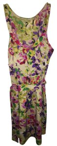 Express short dress Floral on Tradesy