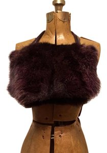 Paolo Masi Fur Faux Fur Italy Shoulder Bag