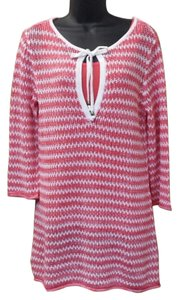 Tommy Bahama Lightweight Striped Long Sweater