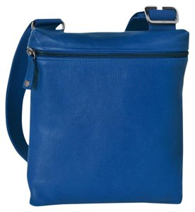 Longchamp Lambskin Cross Body Bag