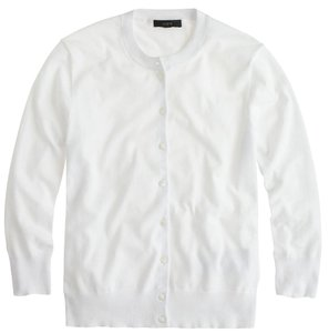 J.Crew J. Crew Cotton Cardigan Sweater
