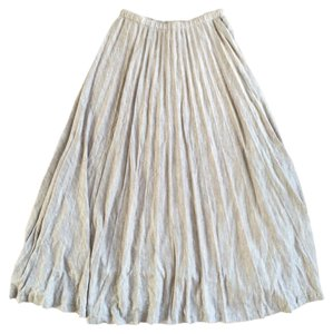 Zara Maxi Skirt Brown
