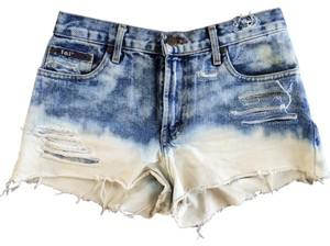 L.E.I. Cut Off Shorts Denim