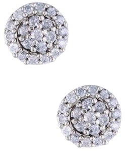 Nordstrom Diamond Pave Stud Earrings