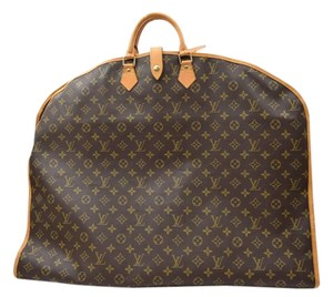 Louis Vuitton Garment Monogram Canvas Travel Bag