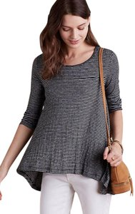 Anthropologie T Shirt Gray