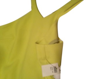 Elizabeth and James short dress Lime green on Tradesy
